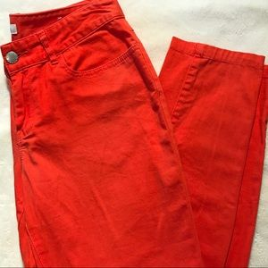 Bright and Fun Skinny Jeans